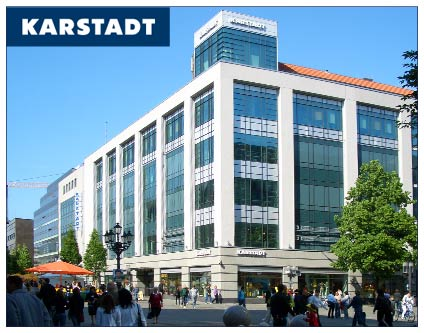 Karstadt Univermag Mashiny Pokupki Berlin Www Berlinbestplaces Com